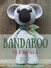 Load image into Gallery viewer, Bandaroo the Koala - PDF Download Only
