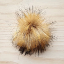 Load image into Gallery viewer, Furling Furry Pom Pom - Snap