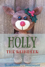 Load image into Gallery viewer, Holly the Reindeer - KIT