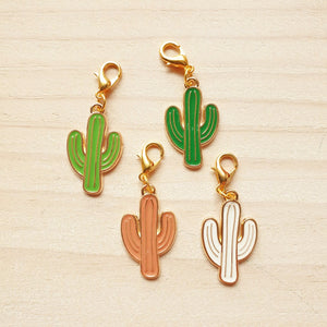 Stitch Markers - Cacti