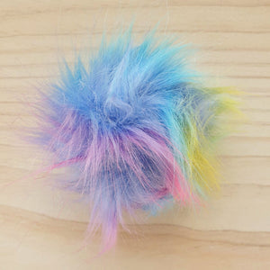 Furling Furry Pom Pom - Elastic
