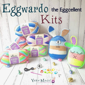 Eggwardo the Eggcellent - KIT