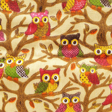 Load image into Gallery viewer, Crochet Hook Roll - Owls
