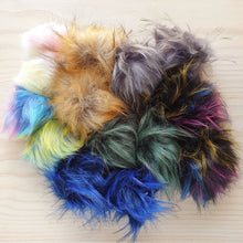 Load image into Gallery viewer, Furling Furry Pom Pom - Elastic
