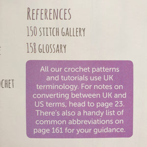 Bookazine - Simple Steps to Crochet
