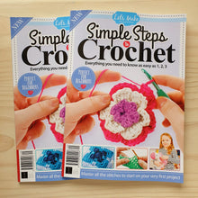 Load image into Gallery viewer, Bookazine - Simple Steps to Crochet