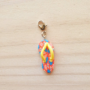 Stitch Markers - Summer Thongs