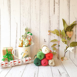 Christmas Hampers - Yarn