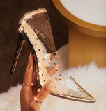 Handmade Embellished Stilettos - THE GOOD TINGZ