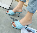 Platform Quilted Slip On - THE GOOD TINGZ
