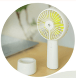 2-in-1 Humidifier & Handheld Fan - THE GOOD TINGZ