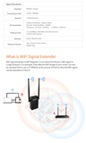 Multi-Function Long Range Wifi Signal Extender 802.11ac - THE GOOD TINGZ