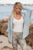 Knitted Boho Winter Cardigan with Batwing Sleeves - THE GOOD TINGZ