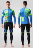 5D Padded Thermal Fleece Jersey Cycling Set - THE GOOD TINGZ