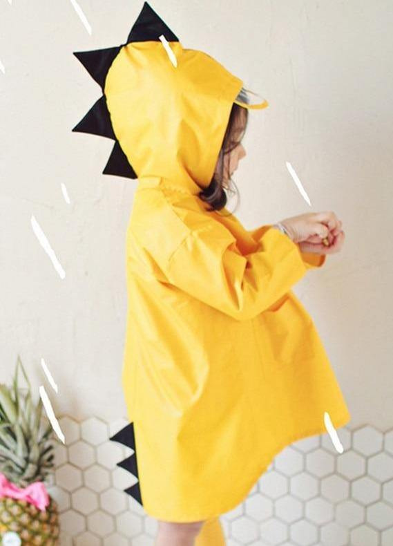 Kid's Windproof Raincoat - THE GOOD TINGZ