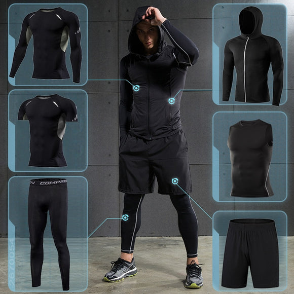 Compression Running & Sports Sets