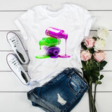 3D Print 90s Style T-Shirt - THE GOOD TINGZ