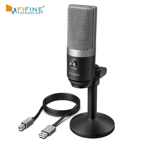 Tabletop USB Microphone - THE GOOD TINGZ