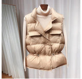 Warm Quilted Vest - THE GOOD TINGZ