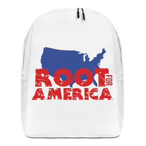 Root for America Minimalist Backpack