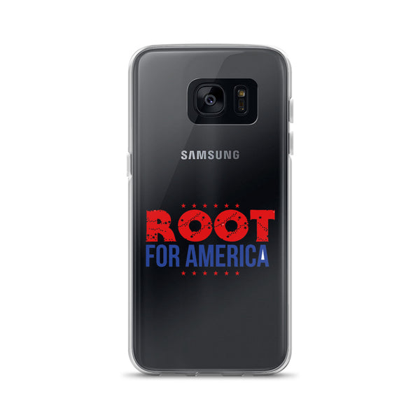 Root for America Samsung Case