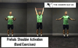 Prehab: Shoulder Activation (PDF Download)