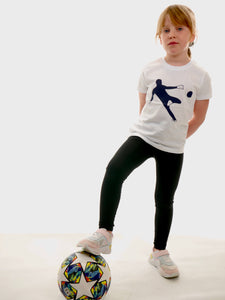 CORE COLLECTION Kids Large Logo T-shirt