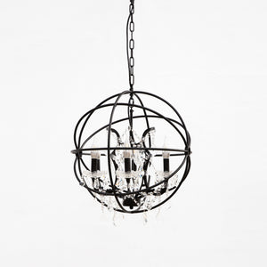 Federico Orb Chandelier
