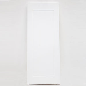 Modesto White Barn Door