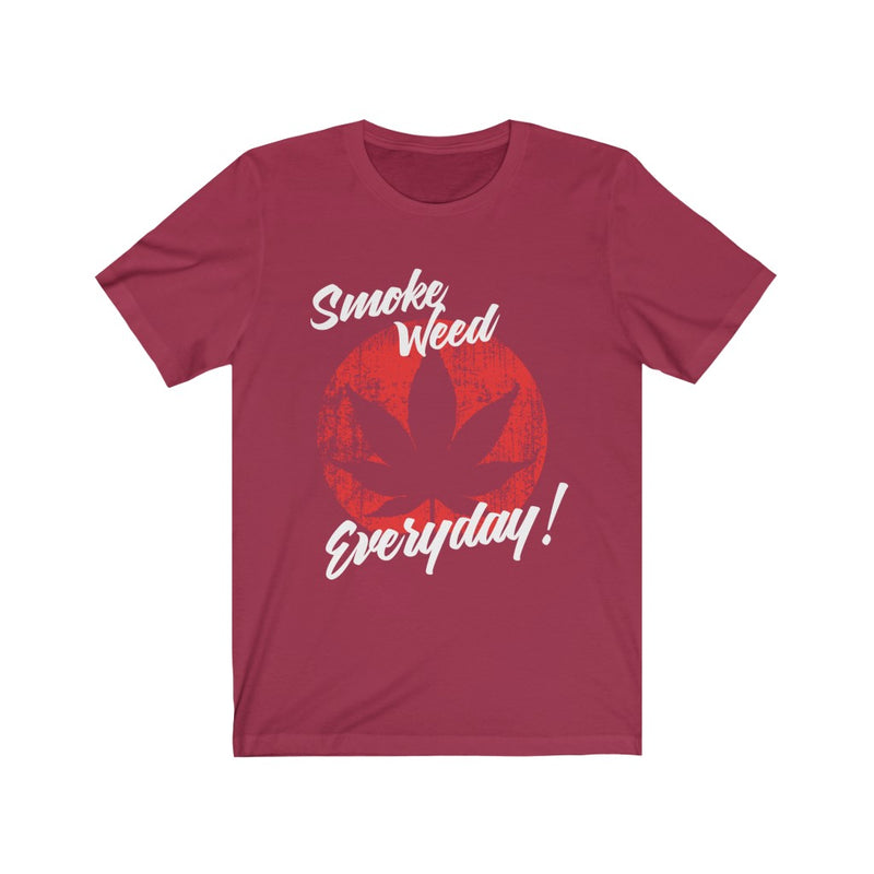SMOKE EVERYDAY WOMEN'S CANNABIS T-SHIRT