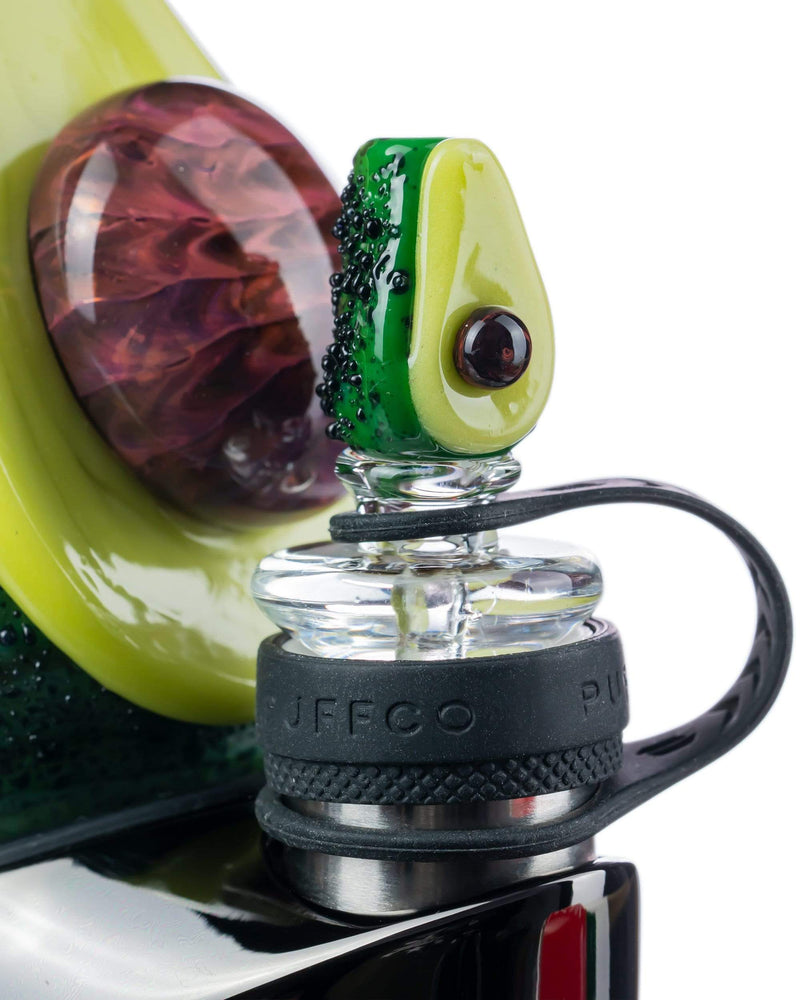 Avodcadope Glass Attachment for Puffco Peak  Glass Adapter
