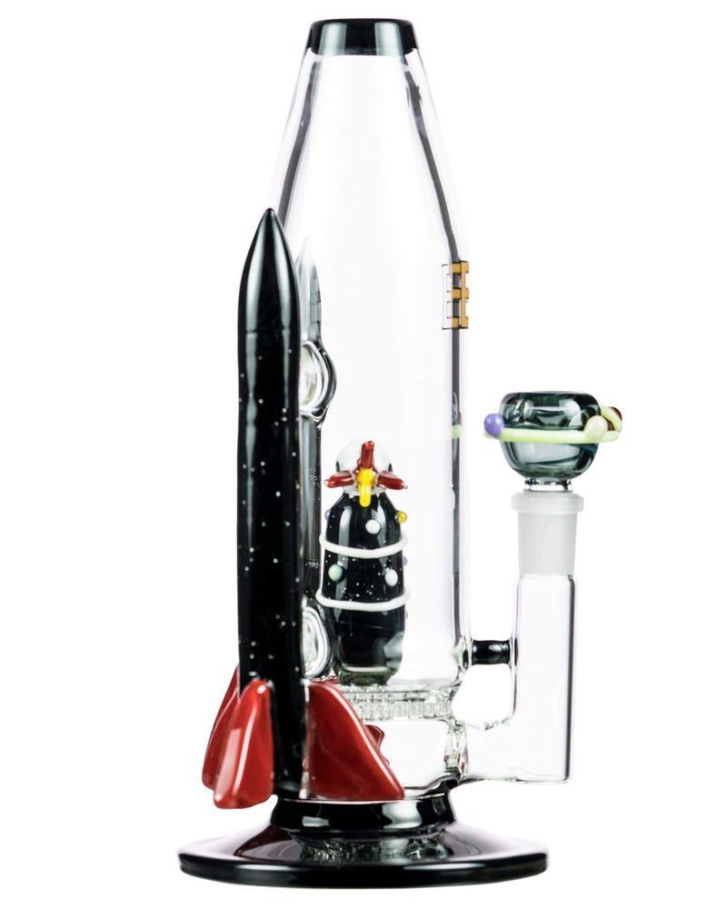 Empire Glassworks Rocket Ship Bong