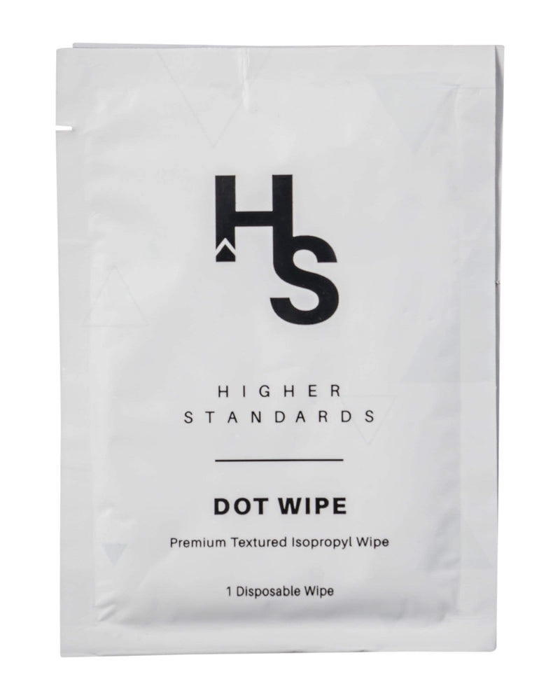 Higher Standards Cleaning Kit DOT WIPE