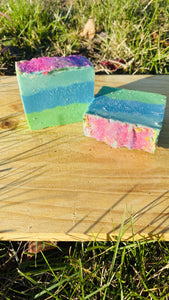 Love Spell Shea Butter Bar - {{ soapsforyoni.com}}