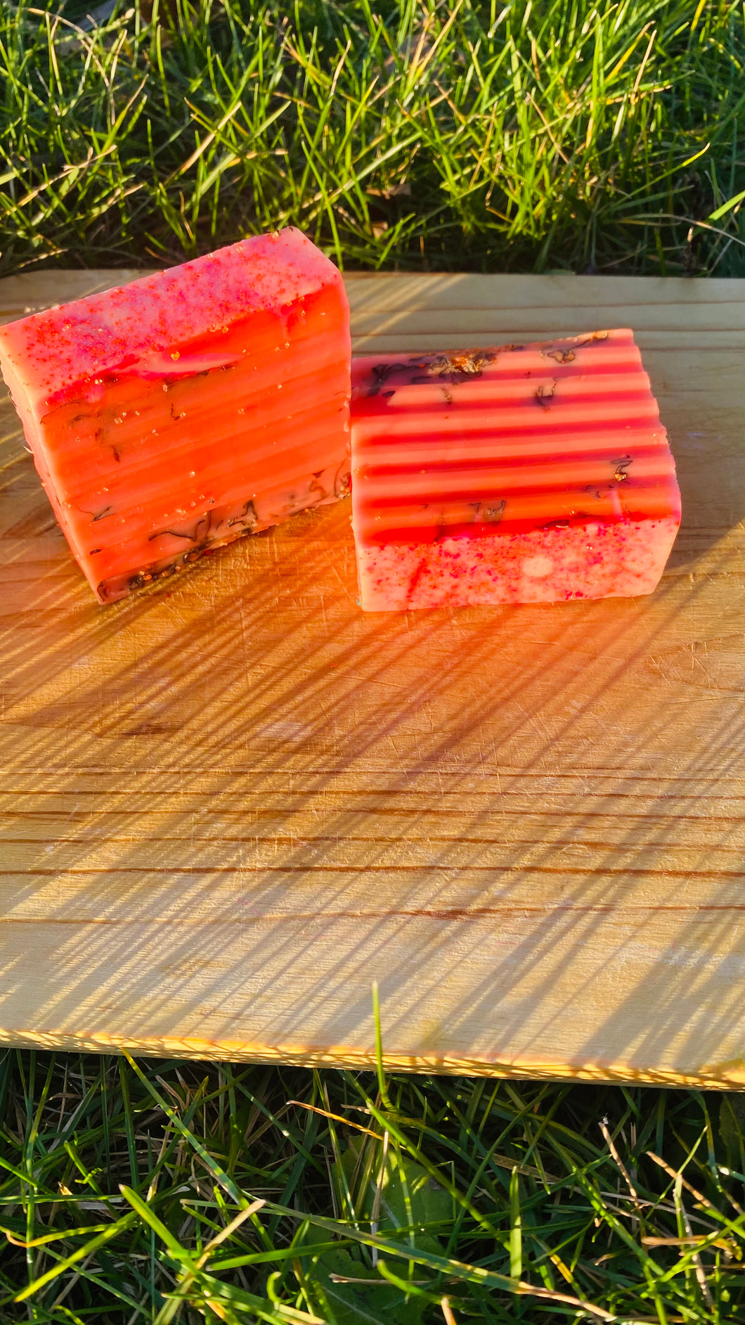 Turkish Mandarin Acne - Yoni Bliss Bar With Vitamin C
