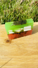 Load image into Gallery viewer, Yoni Rancher Watermelon Infused Bar - {{ soapsforyoni.com}}