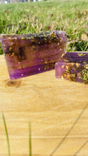 Load image into Gallery viewer, Lavender Vitamin C And Herbal Infused Soap