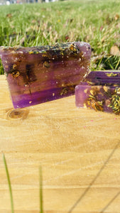 Lavender Vitamin C And Herbal Infused Soap