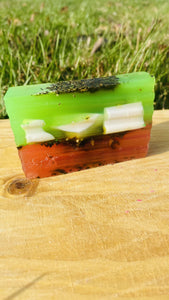 Yoni Rancher Watermelon Infused Bar - {{ soapsforyoni.com}}