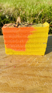 Turmeric And Vitamin C Anti Bacteria Bar - {{ soapsforyoni.com}}