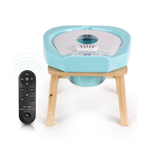 Best Selling Yoni Steam Seat  Intimate Health Care Vaginal Steaming Seat Yoni Steamer Sitz Bath Stool - {{ soapsforyoni.com}}