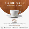 BUY 5 TAKE 5 BUNDLE: Hilton Tea Set