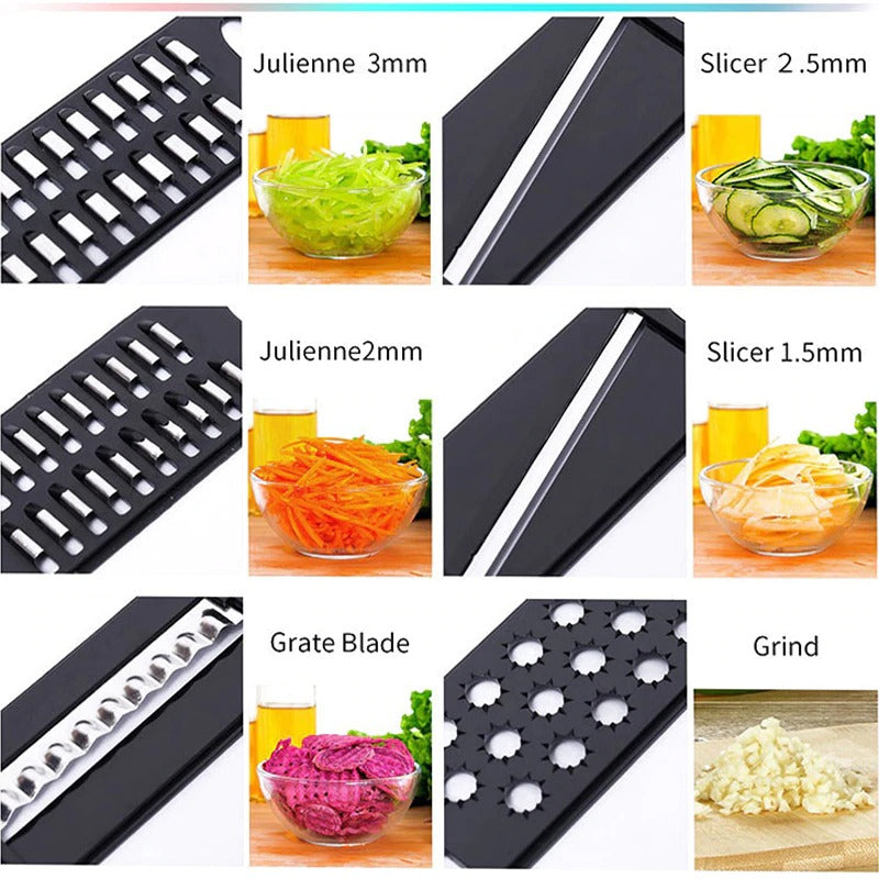Fruit Vegetable Cutter Blades