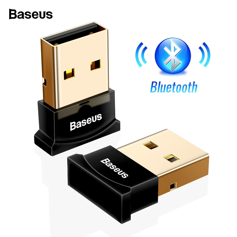 USB Bluetooth Adapter Dongle For Computer PC PS4 Mouse Aux Audio Bluetooth 4.0 4.2 5.0 Speaker Music Receiver Transmitter
