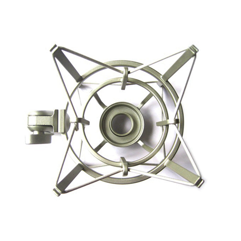 Spider Shock Mount for Condenser Microphone Samson C01 C01U C03 C03U CL7 CL8 SP01 Blue AKG Perception