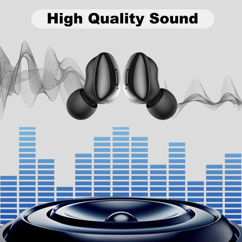 T2 i9 UP6 TWS Bluetooth 5.0 Wireless Headphones Earphone With Dual Microphone for Phone 3D Stereo Bass Headset Cordless Earbuds