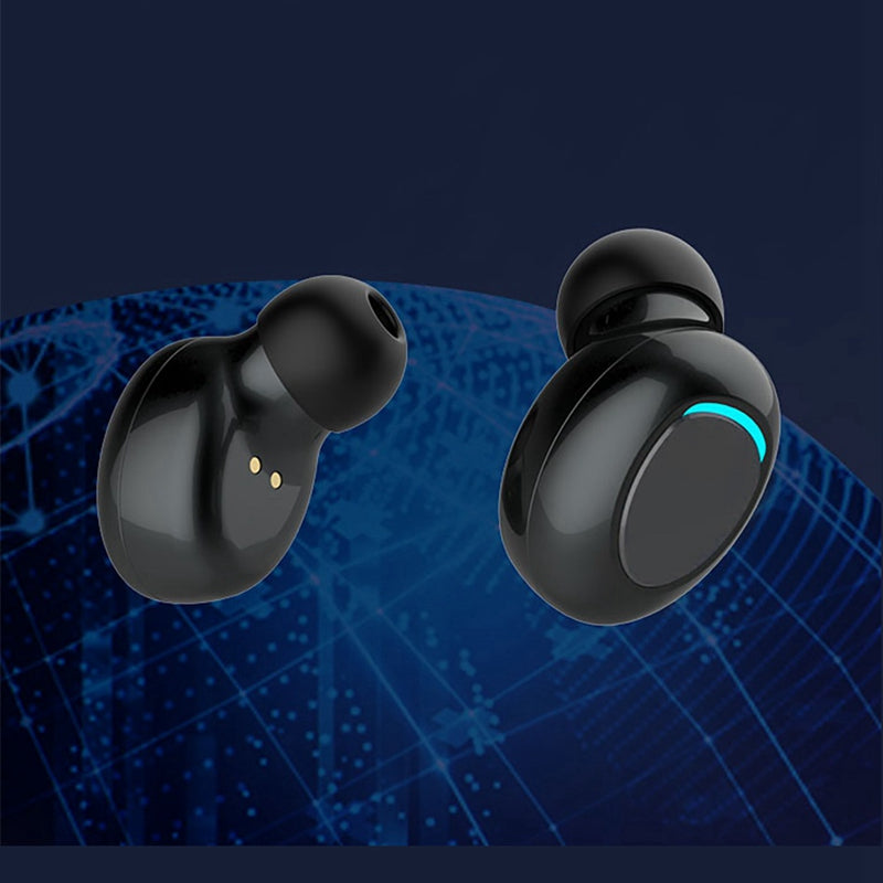 T3 Wireless Earphones Bluetooth 5.0 Headphones LED Display TWS Wireless Headphone Headset 8D Stereo Sport Earbuds for iPhone Xiaomi