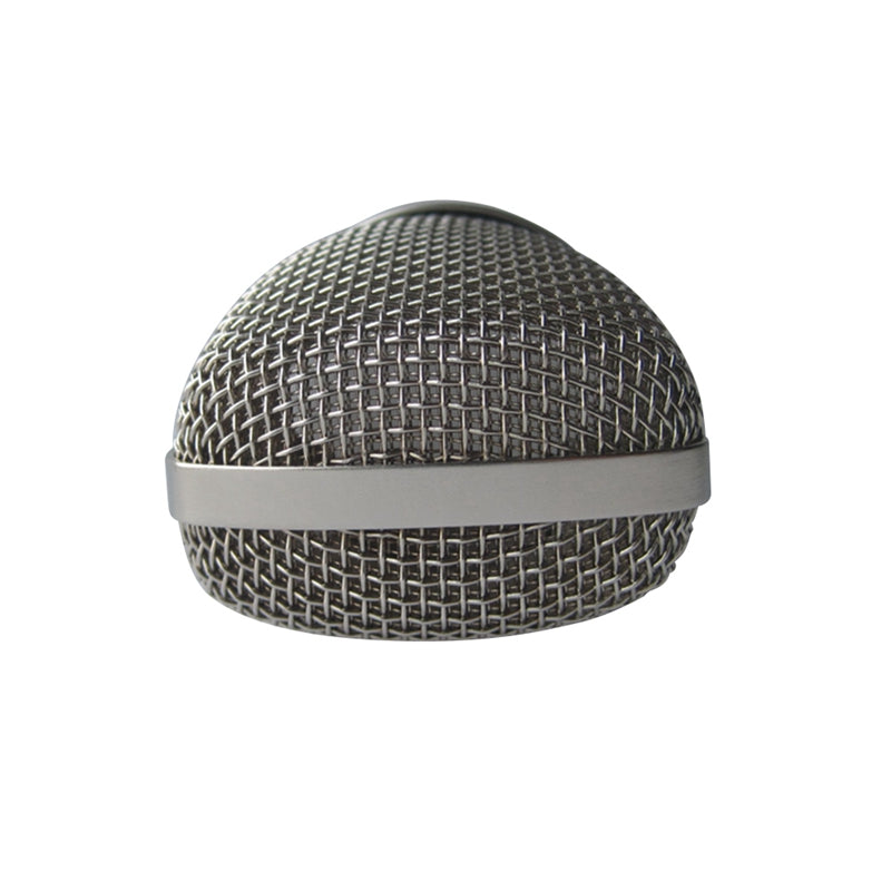 Replacement Microphone Ball Head Mesh Grille for Neumann K47 Condenser Screen DIY Pro