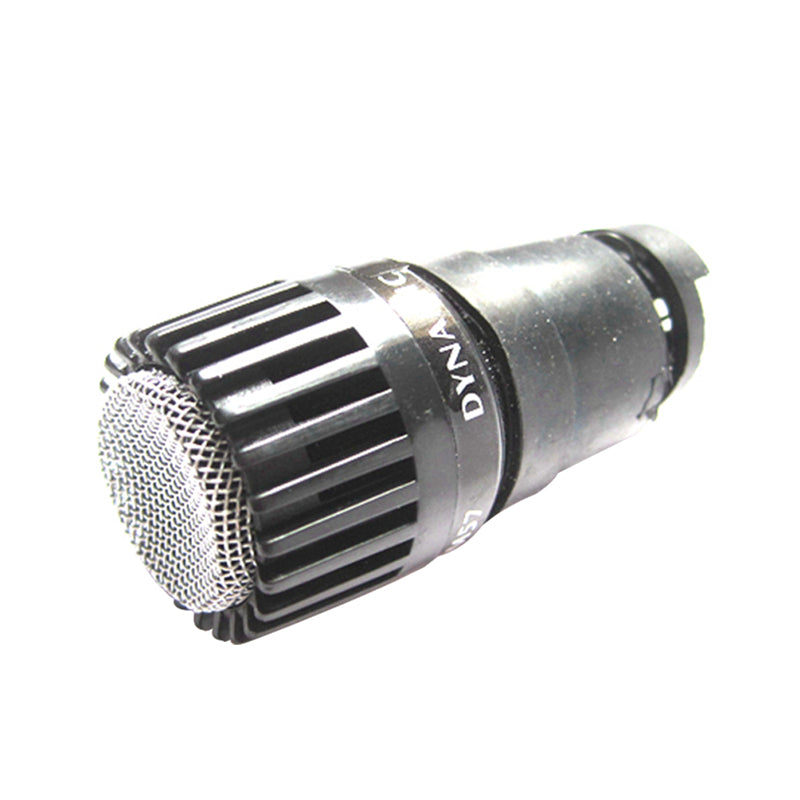 Replacement SM57 Capsule Element Dynamic Microphone Dent-resistant Wired DIY Repair