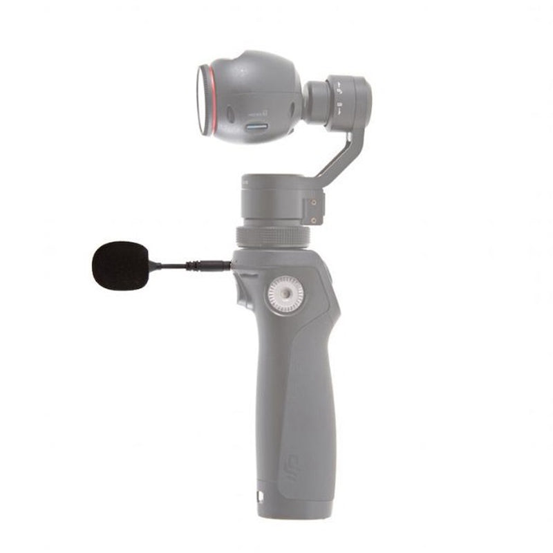 OSMO FM-15 Flexi 3.5 mm Microphone Osmo Pocket Mic Compatible with Osmo Pocket and Osmo Series